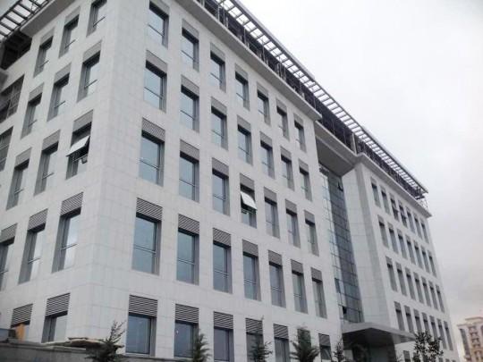 Building in Turkmenistan 1