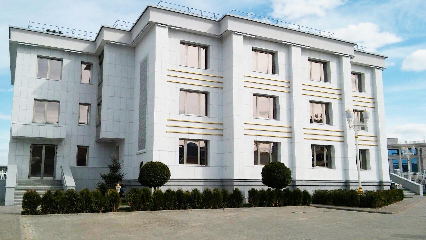 Turkmenistan Embassy in Minsk Belarus 1